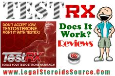 TestRX Natural Testosterone Supplements Review - Male Sexual Enhancements - http://legalsteroidssource.com/legal-testosterone-pills/testrx-review/