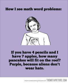 I hate math. except for the easy stuff like pie(3.14) XD