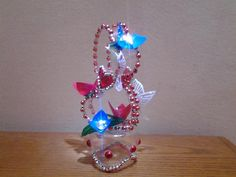 Best out of waste Plastic Bottle transformed to Lovely Heart Show piece. More Information Visit The Site: http://apartmentsforsaleinbangaloresouth.blogspot.in/