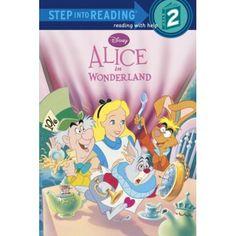 Alice in Wonderland (Disney - Step into reading)