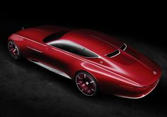 Vision Mercedes-Maybach 6 Is A Stylish 750 hp Electric Concept [22pics/Video]
