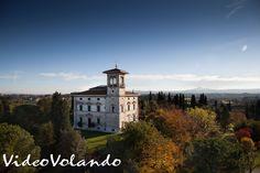 Villa Magi - Aereal photo by Helicam