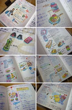daily planner as diary