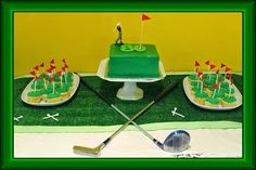 RE-invented style: RE-JOICING: A GOLFER DAD 'S 80TH BIRTHDAY PARTY