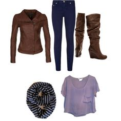 """Untitled #92"" by stongerthanever on Polyvore #scarf #infinityscarf #scarves #poepoepurses #nautical #nauticalscarf"