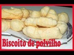 Biscoito de polvilho Frito sem estourar sem segredo - YouTube