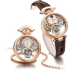Bovet Amadeo Fleurier 45 BraveHeart Red Gold