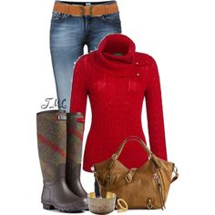 """""""Hunters"""" by tmlstyle on Polyvore"""