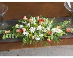 Arreglos florales / centro de mesa para boda / flores boda
