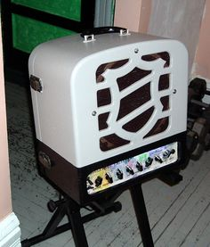 DIY Tube Guitar amp