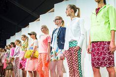 NY Fashion Week : Spring 2013  J.Crew ... love it all!