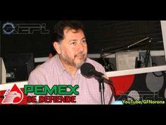 Dura Entrevista en Defensa de PEMEX con Fernández Noroña por Aníbal More...