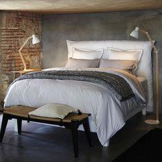 diy housse pour ma t te de lit et cache sommier chb ds pinterest cacher tete de et en. Black Bedroom Furniture Sets. Home Design Ideas