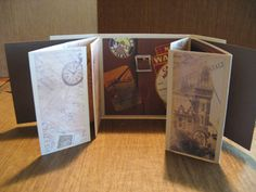 Learn to make mini scrapbooks, including paper bag books, star and envelope books, mini matchbooks and more! Mini Albums, Mini Scrapbook Albums, Scrapbook Paper Crafts, Scrapbooking, Book Making, Card Making, Paper Bag Books, 3d Paper Projects, Envelope Book