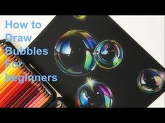 How to draw Bubbles(For beginners) - YouTube