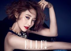 #GoJunHee Reveals #Beauty Tips in Interview and Pictorial with #ELLE