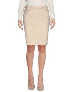 MONCLER Knee Length Skirt. #moncler #cloth #dress #top #skirt #pant #coat #jacket #jecket #beachwear #