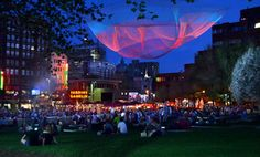 7 Inexpensive Montreal Things You Can Do With Your Friends From Out Of Town Art Public, Done With You, Outdoor Landscaping, Urban Design, You Can Do, Things To Do, Dolores Park, Photos, Landscape