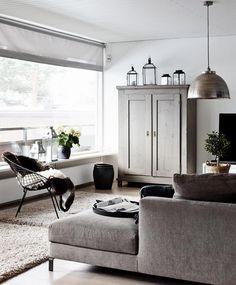 Hurmaava harmaa | Koti ja keittiö, kuvat Krista Keltainen