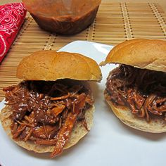 BBQ Beer Pulled Chicken by Smoked n' Grilled