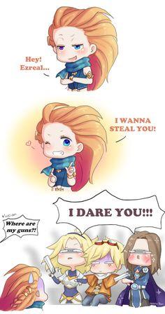 I dare you! by NatalieTran1411