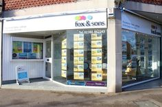 Estate Agents in Totton | Fox & Sons - Contact Us