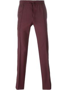 VALENTINO Straight Leg Trousers. #valentino #cloth #trousers