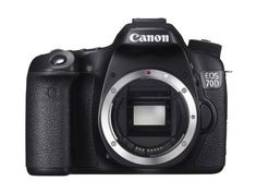 Canon EOS 70d - is it love?