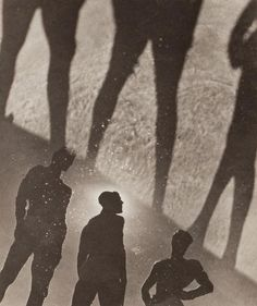 Bruce Weber   Three Men in a Reflecting Pool, Santa Barbara, 1989