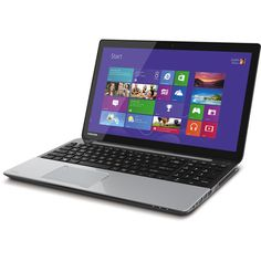 Toshiba extending their 15.6 inch mainstream laptop line up with Toshiba Satellite L55T-A5186NR budget friendly mainstream lapt...