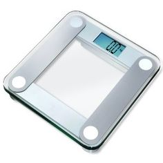 Reviews EatSmart™ Precision Digital Bathroom Scale - we have a love/hate relationship, but it's accurate.
