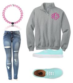 """"""";))"""" by legitmaddywill ❤ liked on Polyvore featuring Vans"""