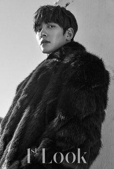 Ji Chang Wook for 1st Look, February 2017
