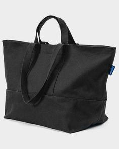 Weekend bag, musta   katoko
