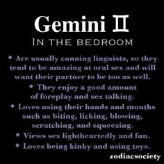Scorpio Woman And Gemini Man In Bed
