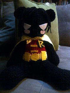 Hey, I found this really awesome Etsy listing at https://www.etsy.com/listing/98644346/robin-bear