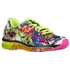 women's asics zebra shoes