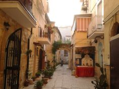 Bari vecchia Italy
