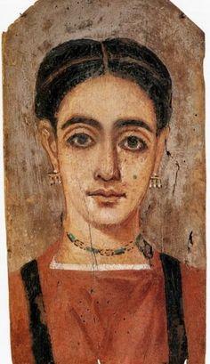Ritratto funebre 28 - El Fayum