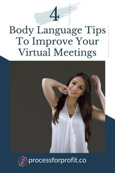 Today on the podcast I talk to Danielle Nava Mijares of Nava Consulting and she is a certified body language specialist who coaches entrepreneurs on how to build trust over video meetings. We cover 4 things you should know before getting on your next virtual call! | Process for Profit
