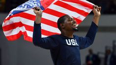 2016 Rio Olympics -- U.S. romps past Serbia for men's basketball gold