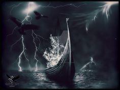 Image result for viking ship tattoo deviantart