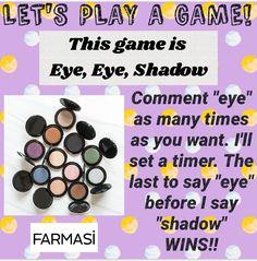Lets Play A Game, Online Games, Eyeshadow, Let It Be, Eye Shadow, Eye Shadows