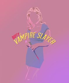 Buffy the Vampire Slayer Buffy Tattoo, Buffy Summers, Joss Whedon, Buffy The Vampire Slayer, Photo Wall Collage, Cultura Pop, The Vamps, Cute Stickers, Supernatural