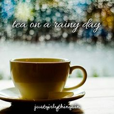A hot cuppa works for everyone.... Doesn't it ??