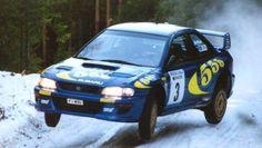 Swedish Rally 1997 Colin Mcrae.  #wrc #wrcofficial #rally #rallye #subaru #impreza #subaruimpreza #mcrae #colinmcrae #motor by classic_rally