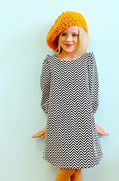 Modern Chic Chevron Shirt Tail long sleeve Tunic Dress. $54.00, via Etsy.  This is way too freaking cute.