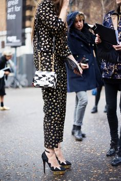 bedazzled chic. London.
