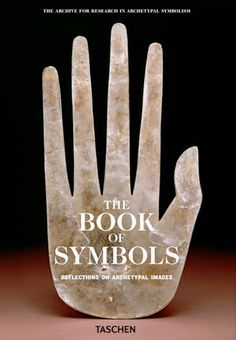 Book of Symbols by Taschen| Handbook of visual experience: An exploration of archetypal symbols and their meanings throughout history.Etymological roots, the play of opposites, paradox and shadow, the ways in which diverse cultures have engaged a symbolic image—all these factors are taken into consideration.