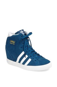 adidas basket profi wedge sneakers